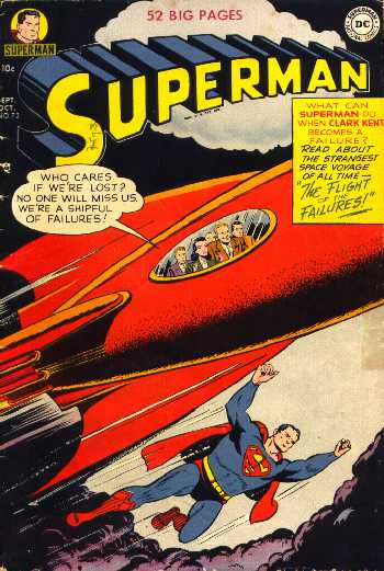 SUPERMAN NO.72