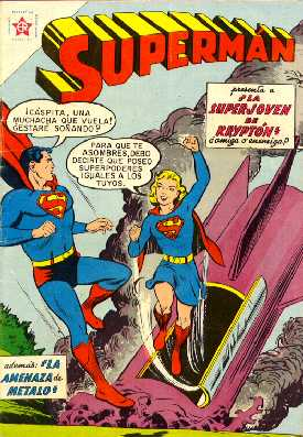 ACTION COMICS 252 VERSION NOVARO