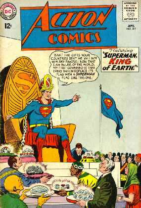 ACTION COMICS NO.311