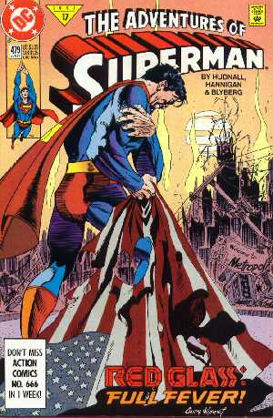 ADVENTURES OF SUPERMAN 479