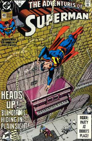 ADVENTURES OF SUPERMAN 483