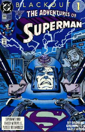 ADVENTURES OF SUPERMAN 484
