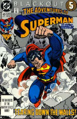 ADVENTURES OF SUPERMAN 485