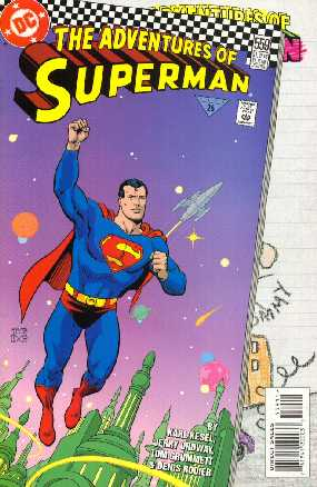 THE ADVENTURES OF SUPERMAN NO.559