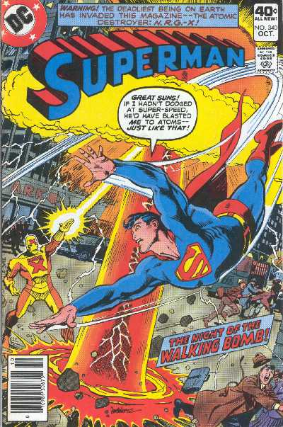 SUPERMAN NO.340
