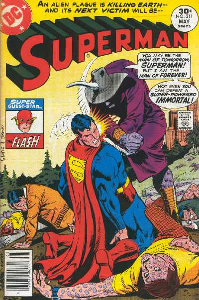 SUPERMAN NO.310
