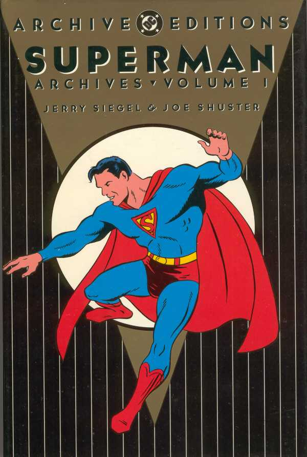 SUPERMAN ARCHIVES VOL.3