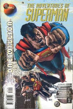 THE ADVENTURES OF SUPERMAN 1.000.000