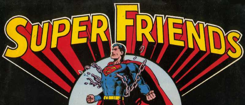 SUPER FRIENDS RECORD