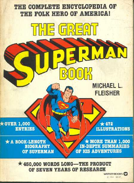 THE GREAT SUPERMAN BOOK