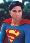 GERARD CHRISTOPHER AS SUPERBOY