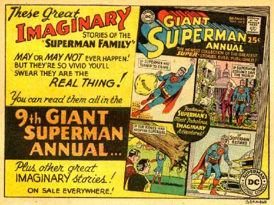 GIANT SUPERMAN ANNUAL NO.9