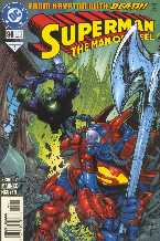 SUPERMAN THE MAN OF STEEL 96