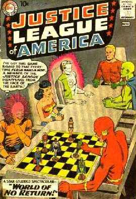 justice league of america no.1
