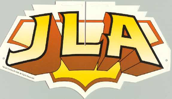 COLECCIÓN DEFINITIVA: JLA [UL] [cbr] Jlalogx