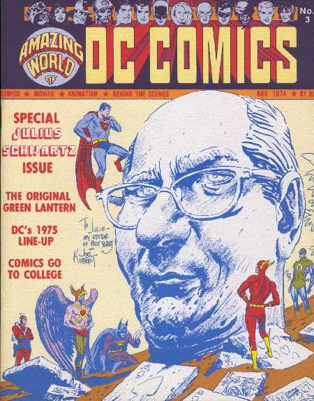 AMAZING WORLD OF DC COMICS NO.3