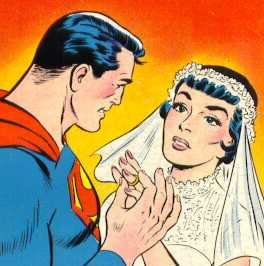 SUPERMAN Y LOIS LANE