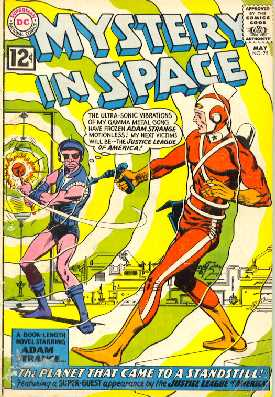 MYSTERY IN SPACE NO.75