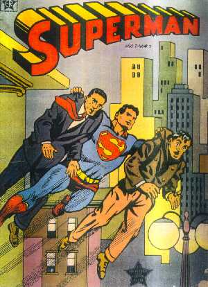 NOVARO 3 = ACTION COMICS NO.161