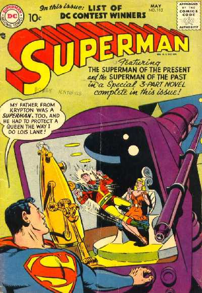 SUPERMAN NO.113