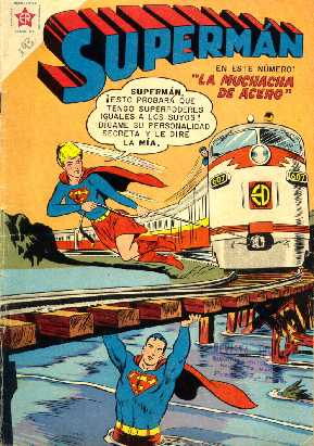 SUPERMAN NO.123 VERSION NOVARO