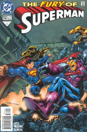 SUPERMAN NO.152 JANUARY 2000