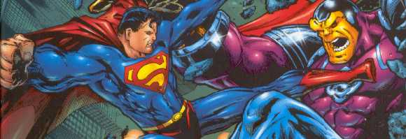 SUPERMAN NO.152 JANUARY 2000 DETALLE