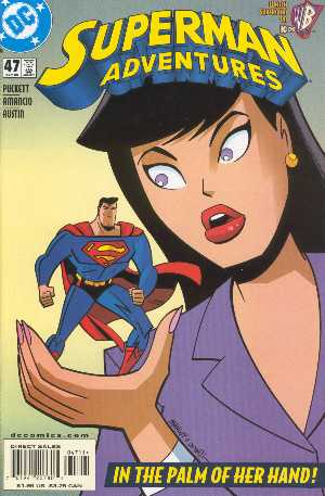 THE ADVENTURES OF SUPERMAN 47
