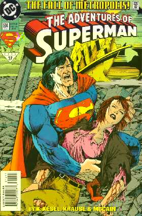 THE ADVENTURES OF SUPERMAN NO.514