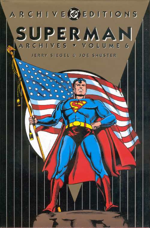SUPERMAN ARCHIVES VOL.6