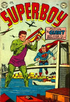 SUPERBOY NO.30 VERSION NOVARO