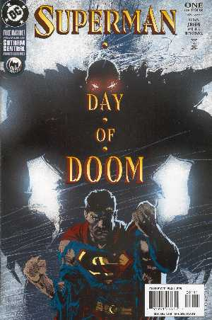 SUPERMAN DAY OF DOOM