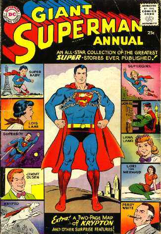 GIANT SUPERMAN ANNUAL NO.1
