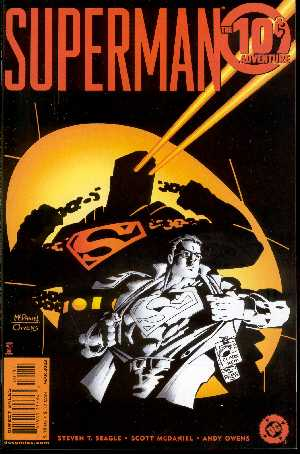 SUPERMAN THE 10 CENTS ADVENTURE