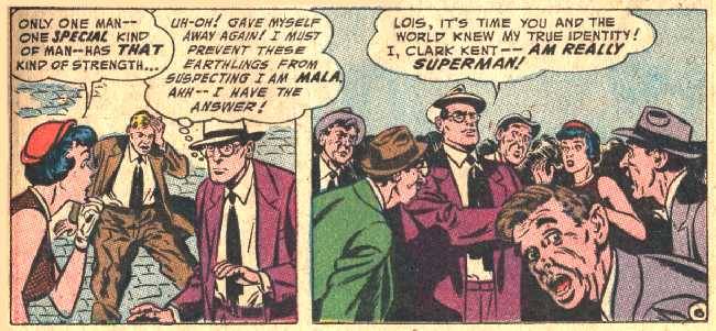 SUPERMAN NO.217 FROM ACTION COMICS 194