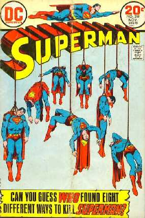 SUPERMAN NO.269