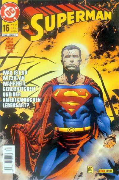 SUPERMAN GERMANY 16