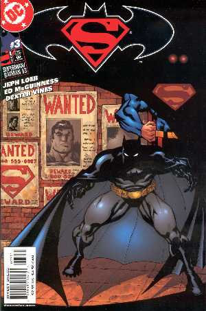 SUPERMAN-BATMAN 3