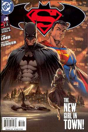 SUPERMAN-BATMAN 8
