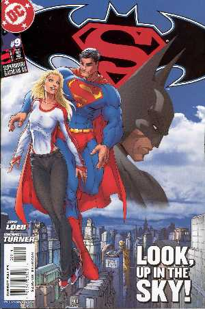 SUPERMAN-BATMAN 9