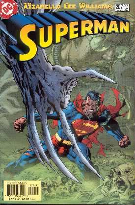 SUPERMAN 207 (PORTADA DE JIM LEE Y SCOTT WILLIAMS)