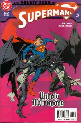 THE ADVENTURES OF SUPERMAN 622 (PORTADA DE KEVIN NOWLAN)