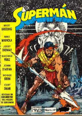 SUPERMAN Nº 117