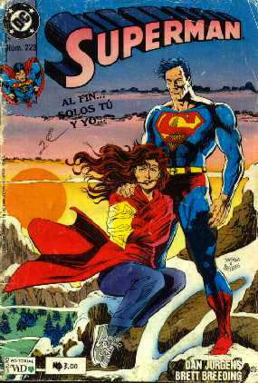 SUPERMAN Nº 223