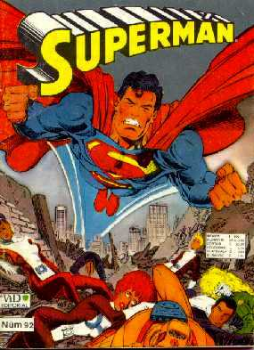 SUPERMAN Nº 92