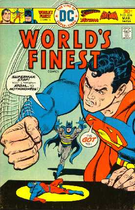 WORLD'S FINEST NO.236