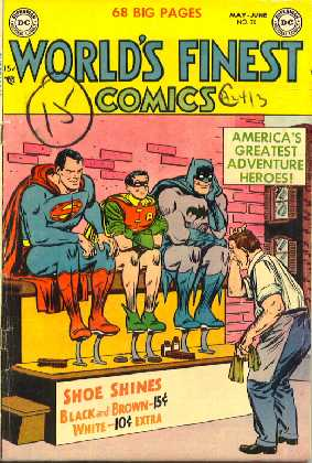 WORLD'S FINEST NO.70